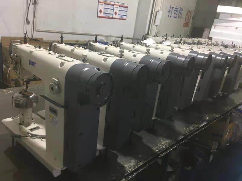 מכונות תפירה לפאות ראש - חברת Doit