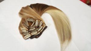 תוספת שיער קליפס